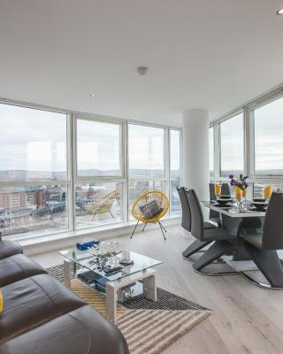 Self Catering Belfast Laganview Apartment