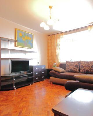 Apartment on Lenina 35 A