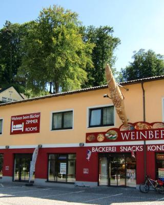 Wohnen beim Bäcker Weinberger