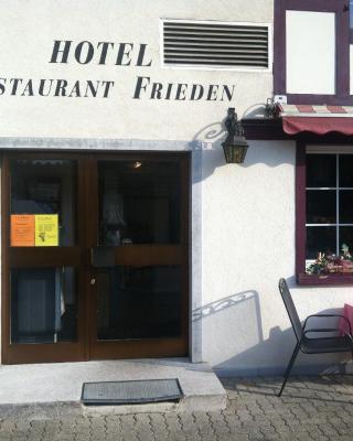 Hotel - Restaurant Frieden