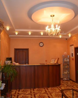 Hotel on Teatralnaya street
