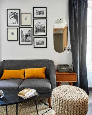 森提爾我的巴黎莊園公寓