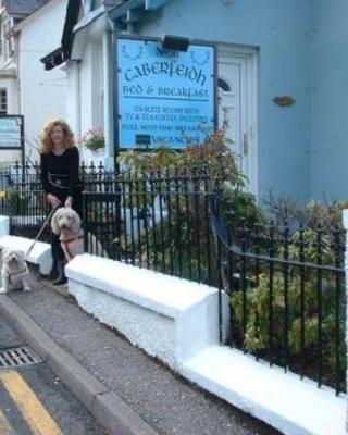 6 Caberfeidh( Blue House )