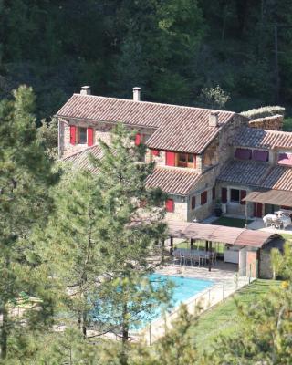Le Mas du Mont-Long - Sud Ardèche