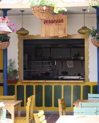Veranera Cocina Hostel