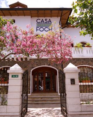 Boutique Hotel Casa Foch