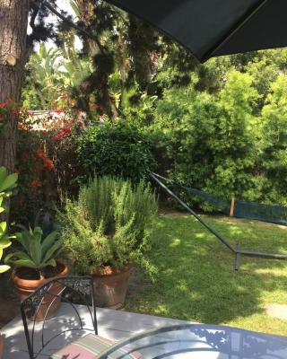 WeHo Bungalow with Private Garden