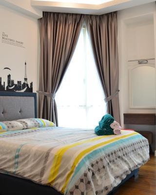 Afiniti Residences Homestay
