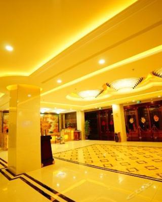 Zhangye Shengshijinyuan Hotel