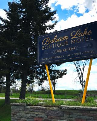 Balsam Lake Boutique Motel
