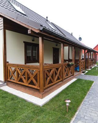 Domki na Pieknej
