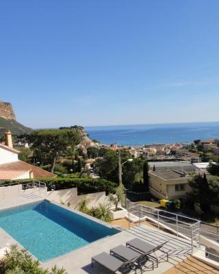 Home Cassis. Maison Mediterrannee