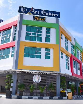 D' ART GALLERY HOTEL