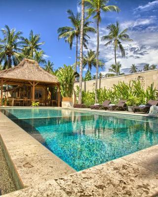 Benthos Bali Dive Resort
