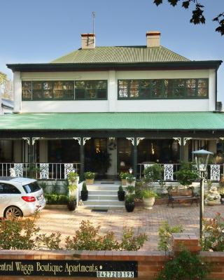 Central Wagga Boutique Accommodation
