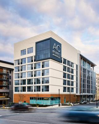 AC Hotel by Marriott Raleigh North Hills