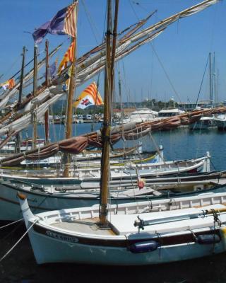 Les Jardins du Port de Bandol