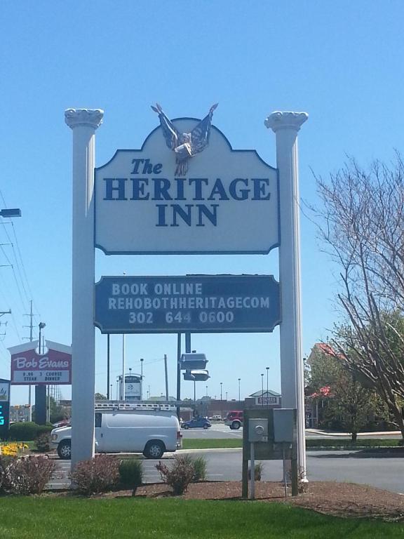 Heritage Inn - Rehoboth Beach
