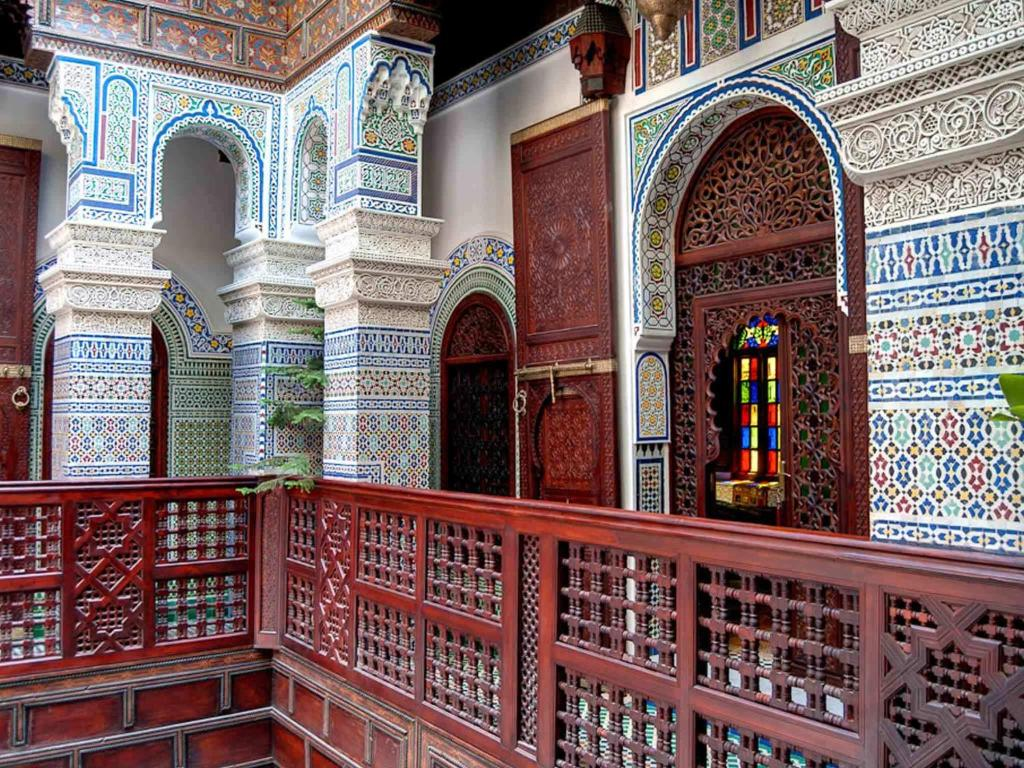 Hébergement à Fès : Le magnifique Riad Rcif & Spa.