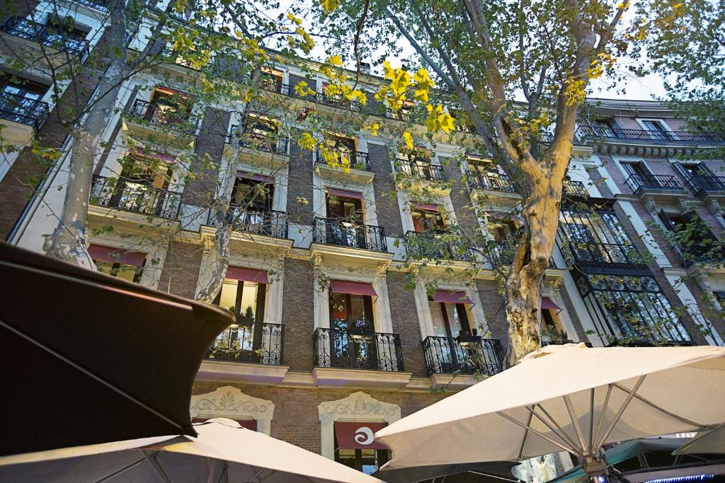 boutique hotels madrid provinz  28