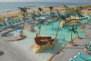 Hilton Suites Ocean City Oceanfront
