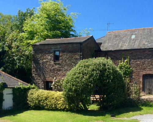 The Old Granary at Lower Collaton Farm