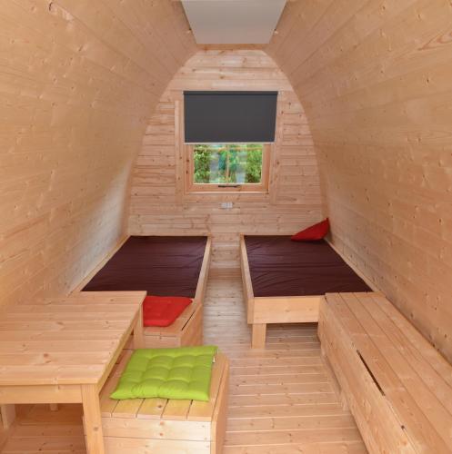 Campinghütte im SportErlebnisPark Allmersbach im Tal