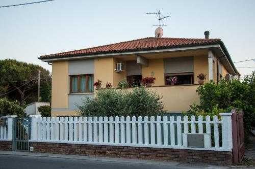 Luca's home in Tuscany