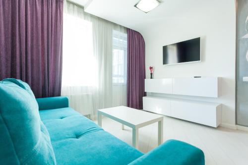Apartment on Gagarina 5