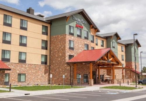 Towneplace Suites By Marriott Cheyenne Southwest Downtown Area