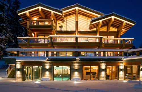 Chalet Migui Luxury Living & Spa *****, Crans Montana