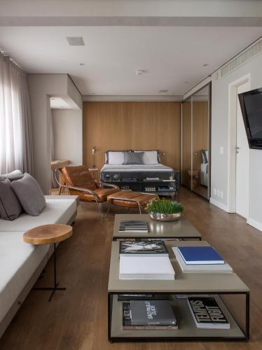 Trendy apartment in Itaim Bibi