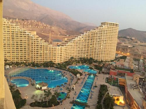 Apartment in Porto Sokhna Pyramids(Families Only)