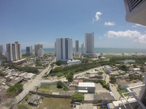 Casa Aparte Aqualina Cartagena