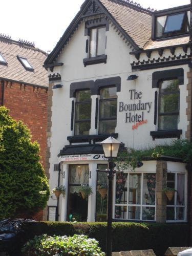 The Boundary Hotel - B&B