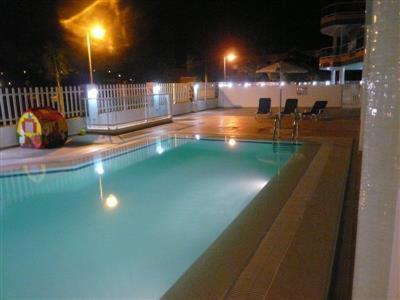 Golden Beach appartement met Pool