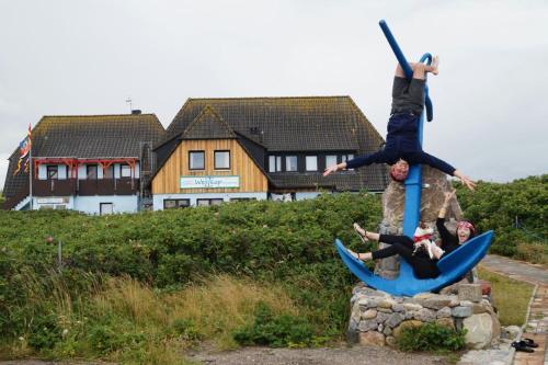 Jugendgästehaus Westkap Wangerooge
