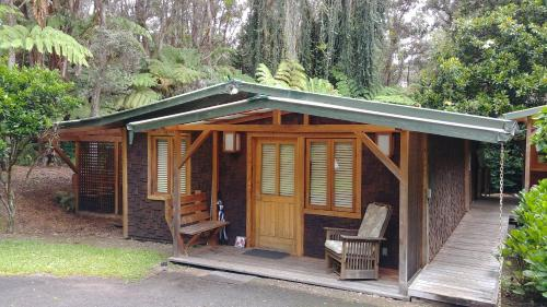 Kate's Volcano Cottage