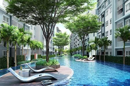 The Trust Condo Pool View by Sasi
