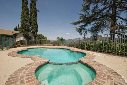 HOLLYWOOD HOUSE - SPECTACULAR VIEW - POOL - SPA