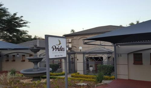Pride's Guest House