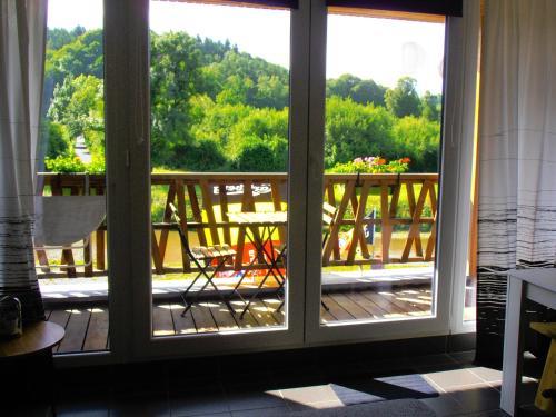 Studio Le Vedeur avec balcon vue sur rivière