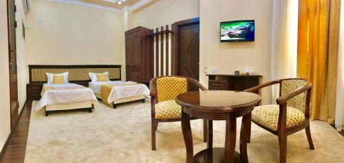 Muzaffar Hotel Samarkand