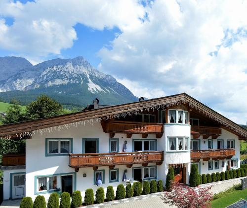 Apartments Earp Scheffau am Wilden Kaiser