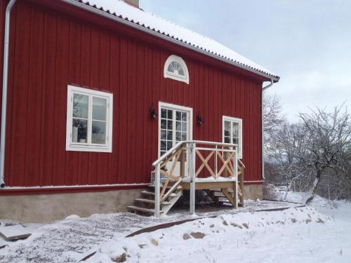 Three-Bedroom Holiday home Hisingstorps 01