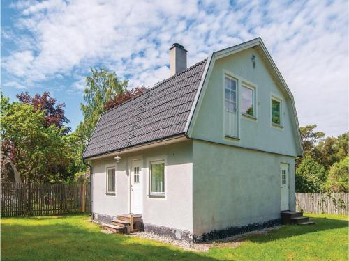 Four-Bedroom Holiday Home in Visby
