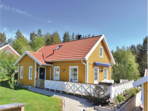 Holiday Home Fjällbacka with a Fireplace 04