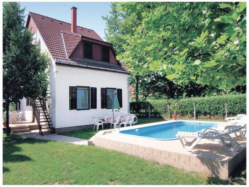 Holiday home Rege Utca-Szántód