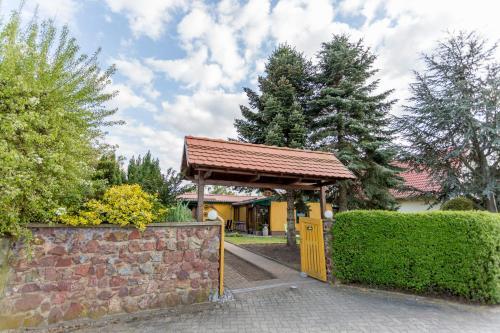 Ferienhaus am Bergeshang