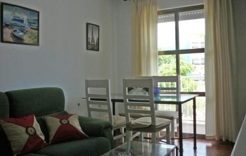 Description for a11y. Apartamento El Faro Barbate